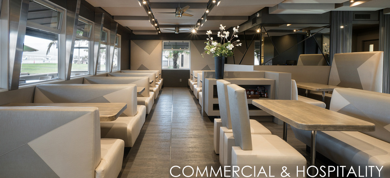 Commercial and Hospitality Design